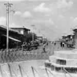 میدان شهرداری علی آبادکتول  سال 1337هجری شمسی