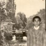 علیرضا ابراهیمی فرد طلبه حوزه علمیه منتظریه گنبد کاووس1356